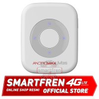 Mifi Andromax M3S-Mini WiFi-Modem wireless-Router-White-Smartfren Official Store-free Internet 60GB