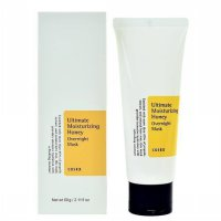 COSRX Ultimate Moisturizing Honey Overnight Mask - 50g MASKER MADU