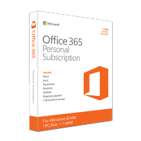 Microsoft Office 365 Personal [ Electronic Key Only ] - Original Resmi