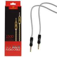Earldom Audio Cable Kabel Aux Kabel Audio Male To Male Jack 3.5mm