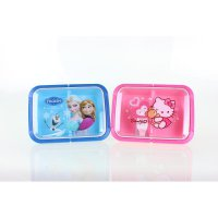 TEMPAT MAKAN LUNCH BOX OMPRENG HELLO KITTY, FROZEN OMP-6254KC