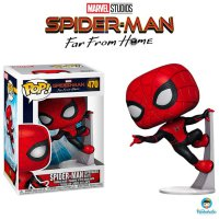 Funko POP! Marvel Spider-Man Far From Home - Spiderman (Upgraded Suit)