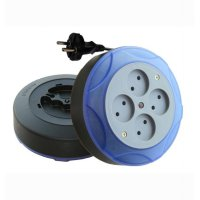UTICON Kabel Gulung Mini 10Meter - Cable Reel MCR1810