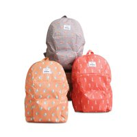 Korean Weekeight Folding Backpack / Tas Punggung / Tas Lipat Korea
