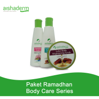 Body Care Series Paket Ramadhan Aishaderm