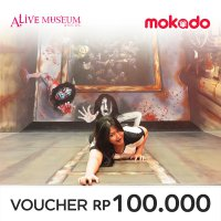 Alive Museum Ancol Weekedays