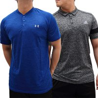 [TRAINING JERSEY & POLO] UNDER ARMOUR POLO SHIRT IMPORT QUALITY FOR GOLF RUNNING TRAINING GRADE ORI