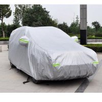 SIENTA,FREED] Reflektor Double Layer Premium Sarung Body Cover Mobil