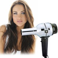 Rainbow Hair Dryer / Pengering Rambut Suhu Normal & Panas - 350Watt