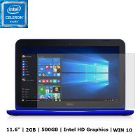 Dell Inspiron 3162 - N3050 - 2Gb - 500Gb - Windows 10 - Resmi - Blue