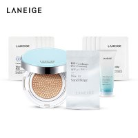 [LANEIGE] BB Cushion [Pore Control] SPF50+ PA+++ + Free gift | Available 2 Shade