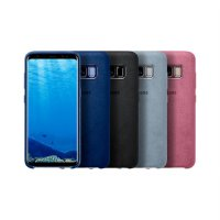 Samsung Alcantara Cover For Galaxy S8 Original
