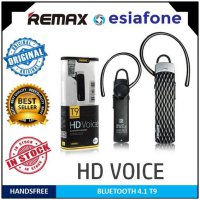 [esiafone best handsfree] REMAX Bluetooth 4.1 Wireless Headset RB-T7 / RB-T8 / RB-T9 (Original)