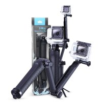 High Quality GoPro 3 Way Grip Arm Tripod for GoPro, Brica B-PRO & Xiaomi Yi Camera