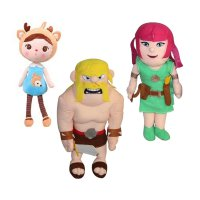 Boneka clash-of-clans (COC) Barbarian & Archer