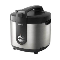 Philips Rice Cooker HD3128 / HD 3128 - Silver