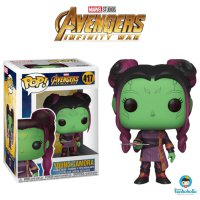Funko POP! Marvel Avengers Infinity War - Young Gamora with Dagg #417