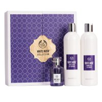 THE BODY SHOP GIFT DELUXE WHITE MUSK LC RAM17