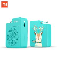 Xiaomi MiFa H1 Portable Speaker Stereo Mini 3.5mm Audio Plug n Play