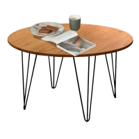 Offo Living - ROUND TABLE MIX TRIBAL LARGE DIAMETER 80