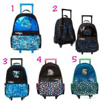 TAS TROLLEY ANAKS SD SMIGGLE CHILL LIGHT UP - TROLLEY BAG SMIGGLE
