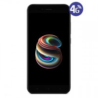 Xiaomi Mi A1 Android One 4/64- Black Garansi Resmi TAM Free Tempered Glass