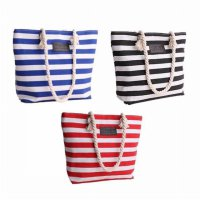 SALE HABISKAN STOCK Tote Bag Wanita Motif Print Kanvas - Printed Canvas Shoulder Bag