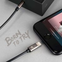 Wk design Cabel Aux Apple Lightning 1M iPhone – kabel Aux iPhone Apple