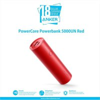 Anker PowerCore Powerbank 5000UN Red - A1109091