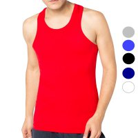 Best Seller - Singlet Spandek Pria - Men Underwear