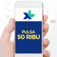 XL AXIS Pulsa 50.000