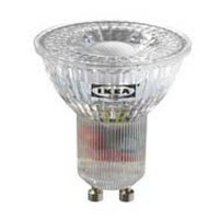 WM IK7602 RYE7 Lampu Bohlam LED GU10 200lm warm white 2700K 1 Pcs
