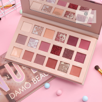 (POP UP AIA) Damo Beauty The New Nude Eyeshadow 18 Palette