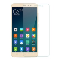 Anti Gores Kaca Tempered Glass Xiaomi Redmi Note 3 Pro Clear Bening High Quality