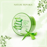 (POP UP AIA) BUY 2 PCS NATURE REPUBLIC ALOE VERA SOOTHING GEL ONLY RP 100,000
