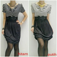 Dress 01 Blackstrip