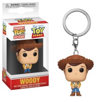 Funko Pop Keychain: Toy Story-Woody