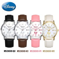 Disney MS13001 Mickey Mouse Jam Tangan Wanita Analog Original