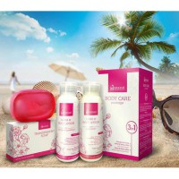[BPOM] Hanasui Body Care 3in1 / Paket Lotion Hanasui BPOM