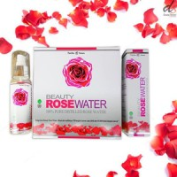 BEAUTY ROSE WATER / BeautyRoseWater (BRW)