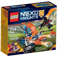 Lego 70310 : Nexo Knights - Knighton Battle Blaster