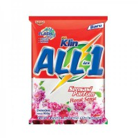 Soklin Detergent All In 1 Floral 900GR