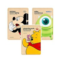 The Face Shop (3 Assorted) Disney Collaboration Mickey-Never Aging Moisturizing Mask(25g)