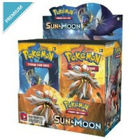 Trading Card Pokemon Sun & Moon Booster Pack - 1Pcs Original
