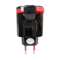 Adaptor Charger HIPPO NYMP 4.4A (Auto Detect) For Iphone 5