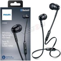 Headset Bluetooth | Philips SHB5850B | In-Ear Sound | OEM