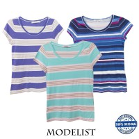 Striped T-Shirt modelist
