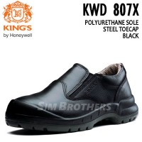 Sepatu Safety Shoes King's KWD 807X