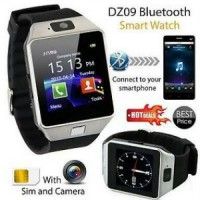 Smart Watch U9 / Smartwatch Dz09 Support Simcard & Memori Card