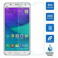 Anti Gores Kaca Tempered Glass Samsung J5 Prime Clear Bening High Quality